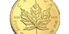 1/2 Unze Gold Maple Leaf